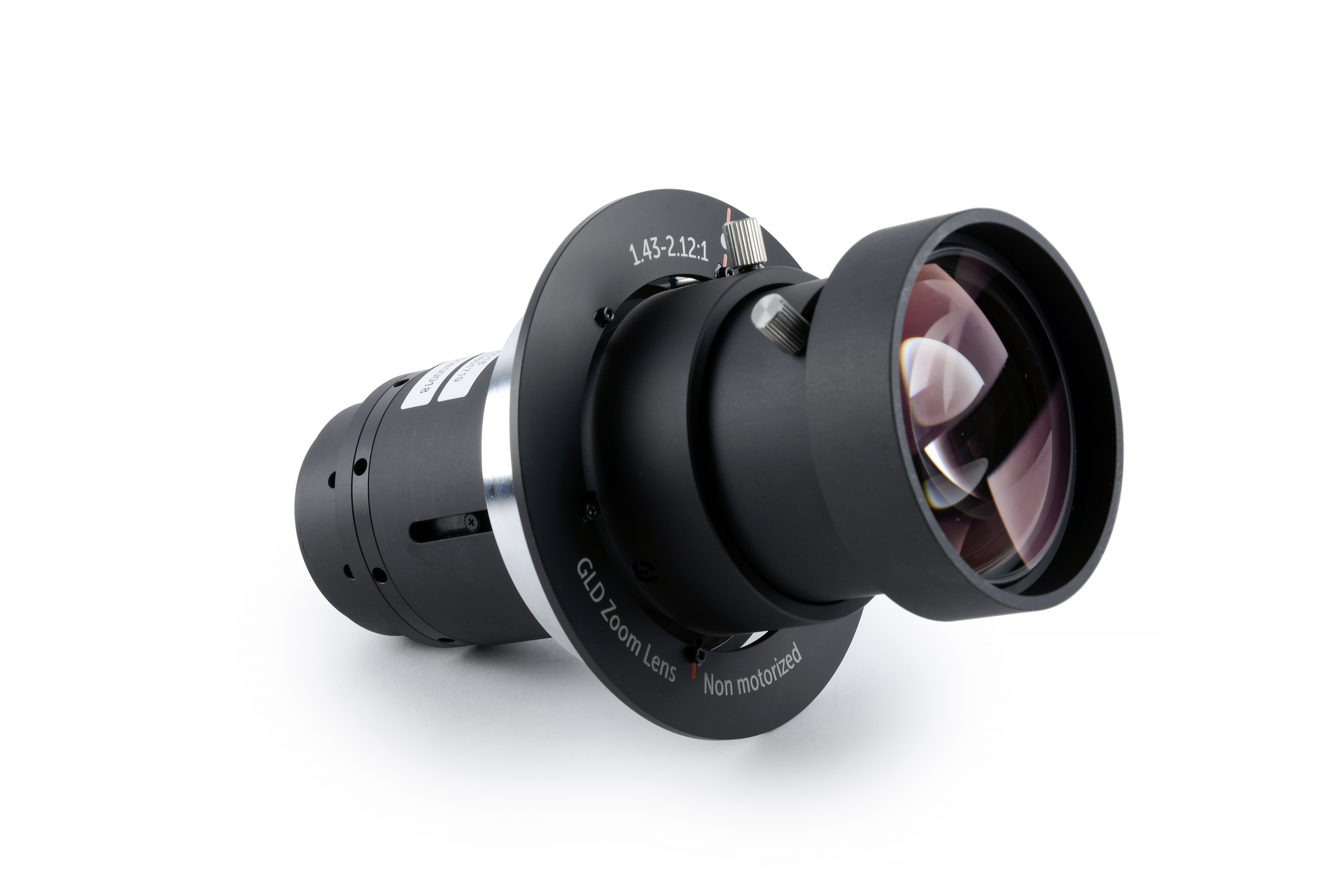 Quote Gld Barco Gld 1.432.12  1 Non Motorized Projector Lens  Barco