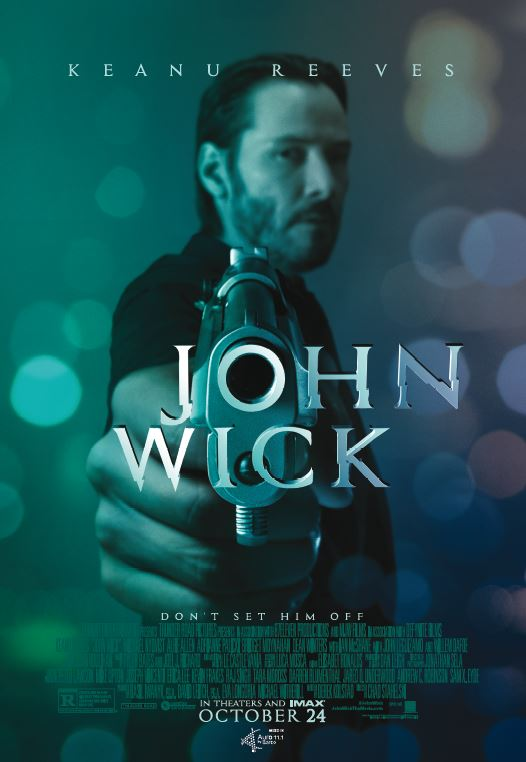 Our Halloween treat: John Wick playing in immersive sound - News - Barco