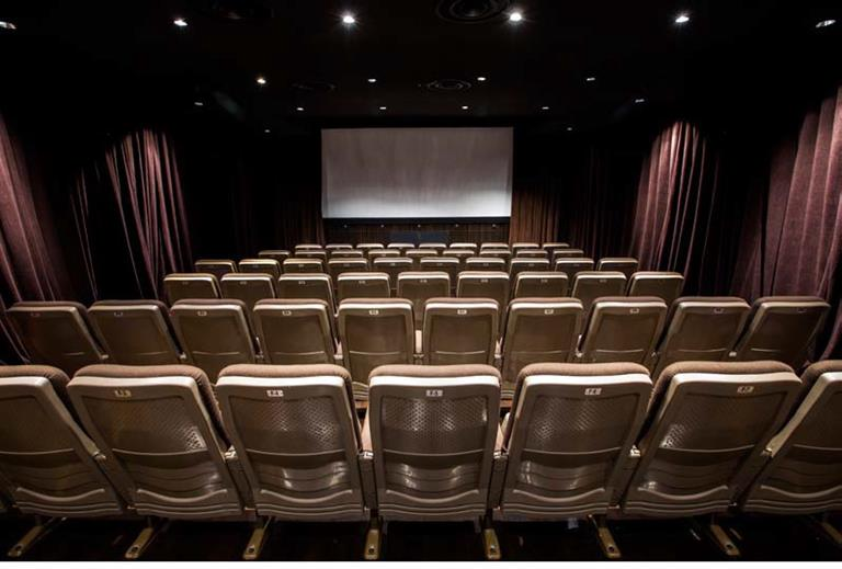 A Barco-powered screening room means more partnerships for Singapore's iconic arts venue