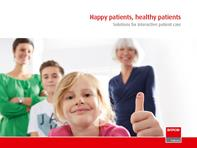Barco JAO solutions for interactive patient care