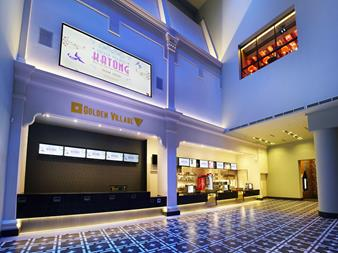 Singapore's Golden Village Multiplex