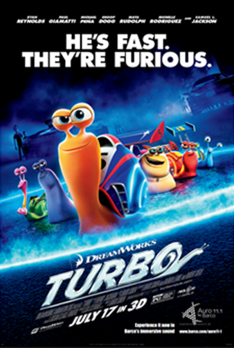 Turbo in Auro at Carmike