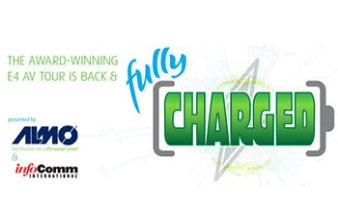 Almo E4 Charged logo