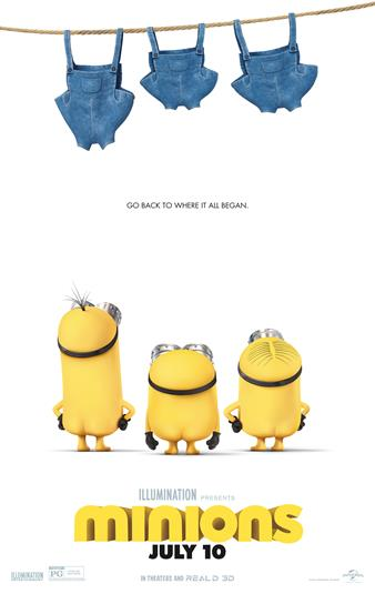 Minions mixed in Auro 11.1