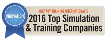 2016 Top Simulation & Training Companies award_image