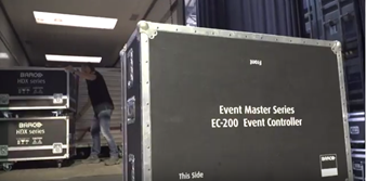 Barco Event Master show controller