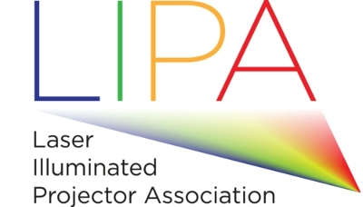 LIPA - Laser Illuminated Projector Association logo