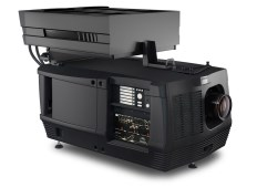 Laser phosphor cinema projectors