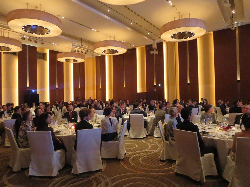 Barco facilitates collaboration at BLCCJ's Gala Ball, Tokyo