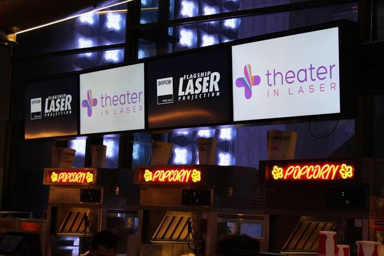 CinemaCity Beirut equipped with Barco Flagship Laser projectors