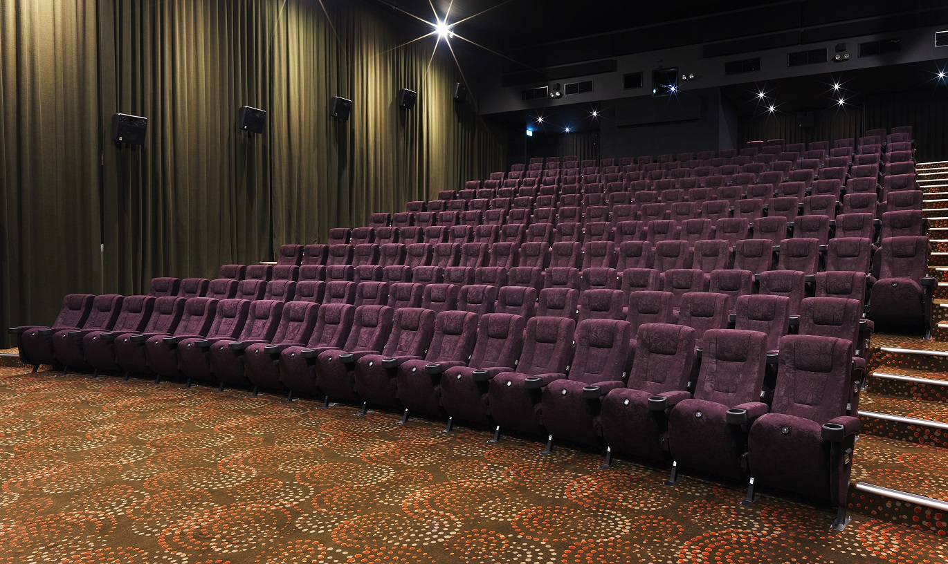 Golden Village Multiplex writes audiovisual history in Singapore