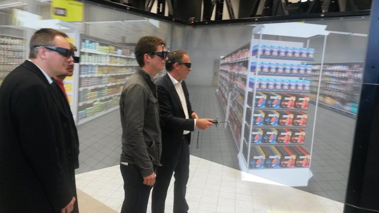 VR and the future of retail at Shopping Innovation Lab