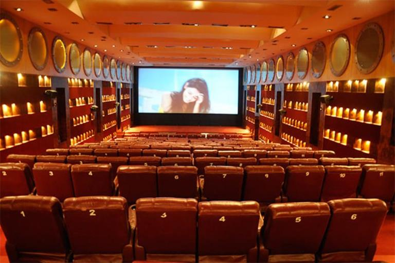 Bahria leads high-quality cinema in Pakistan with Barco