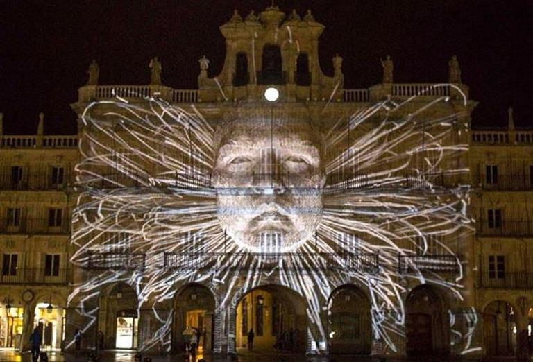 Ensuring the brightness that multimedia art deserves in Salamanca
