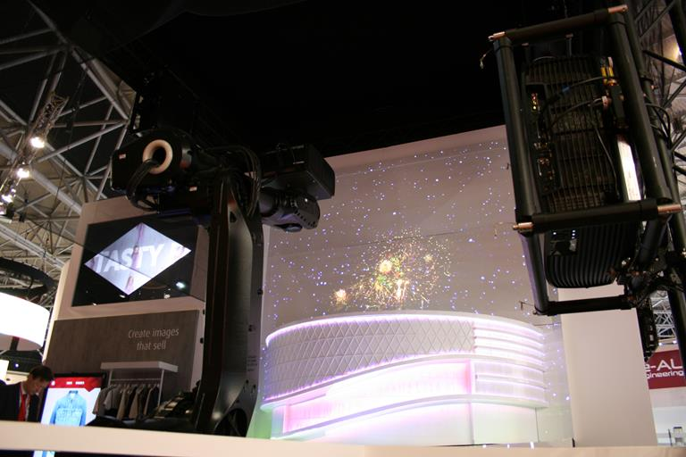 Is 'freestyle' projection the future of projection?