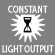 Constant Light Output (CLO)