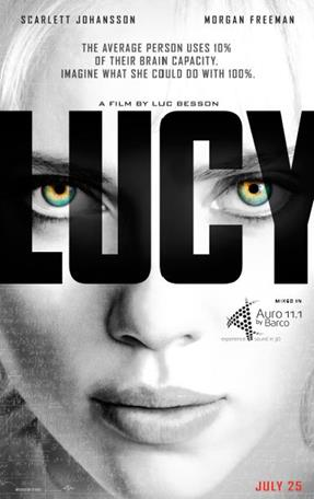 Lucy mixed in Auro 11.1