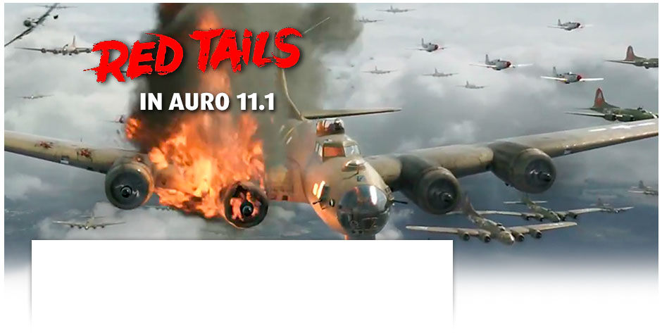 Red Tails in Auro 11.1