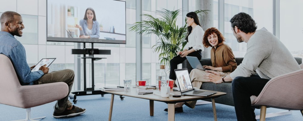 ClickShare Conference makes remote meeting and conferencing a safe ...