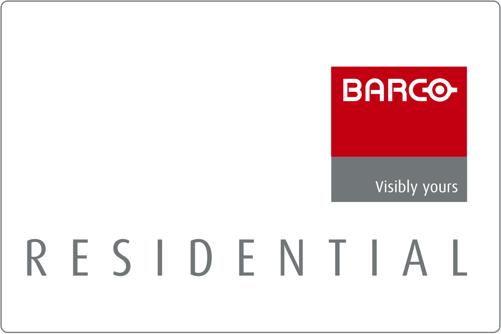 Barco Residential showcases ultimate high-end Cinema-at-Home at