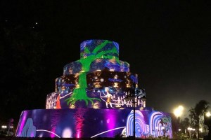 Barco projectors light up Co Loa Thanh Tower in Vietnam