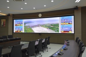 Smart Water Operation Centre now enjoys Barco screens