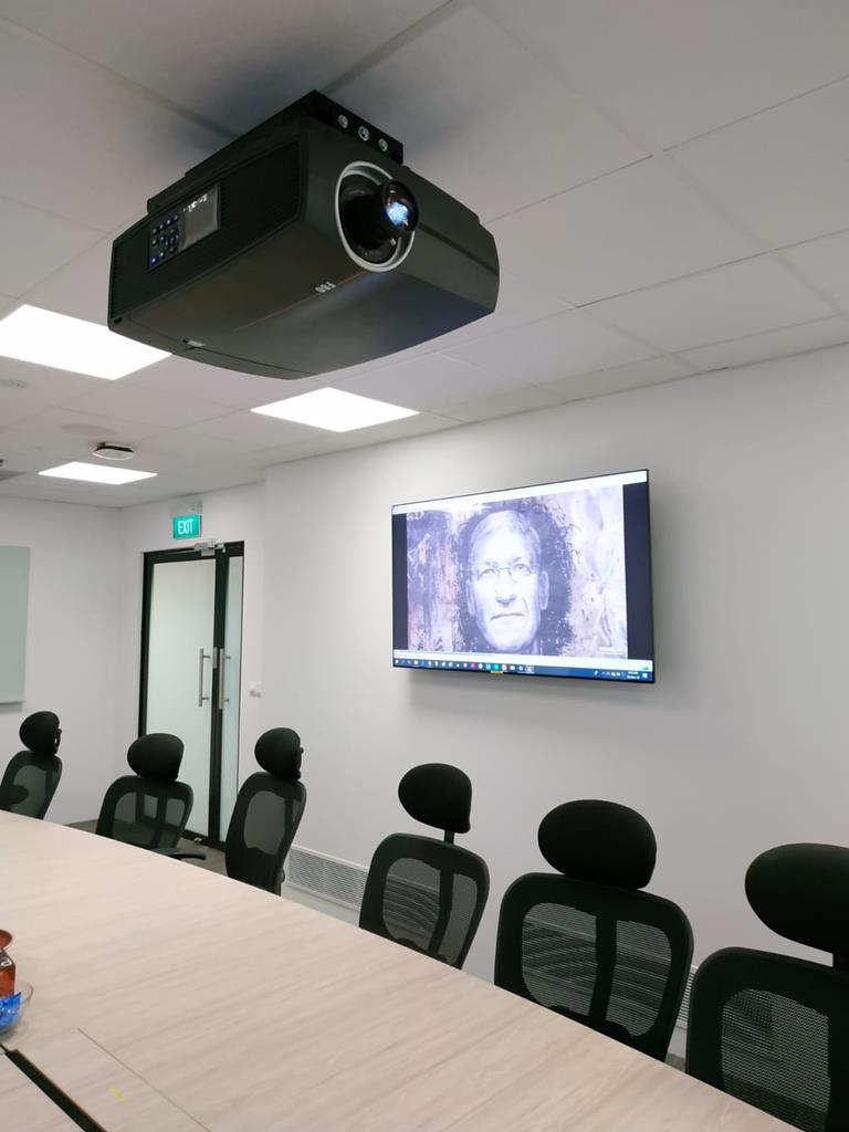 Barco F80 projector enhances Singapore Nanyang Technological University