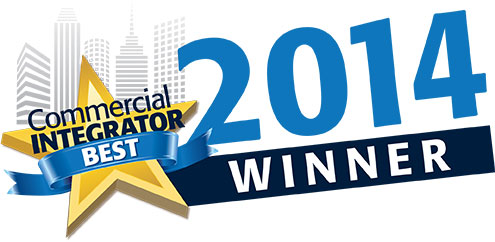 ImagePRO-II Jr - Best video scaler award - Commercial Integrator magazine