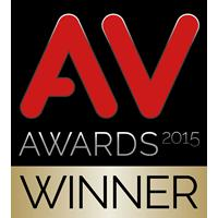 AV Awards winner 2015