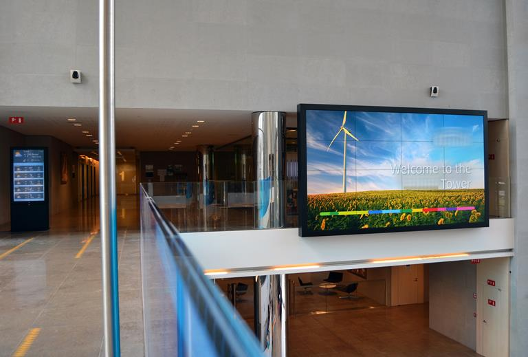 Energy sector customer sees what makes Barco Unisee a superior screen