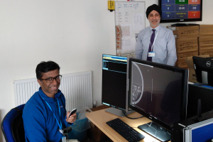 Royal Wolverhampton Hospital NHS Trust takes the step to home reading for radiologists