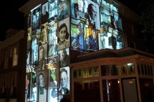 Wonderful audio-visual tribute for the end of WWII in Wageningen