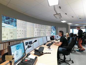 Process control center image