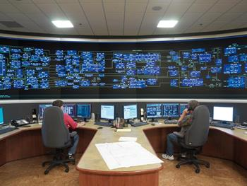 transmission and distribution control room
