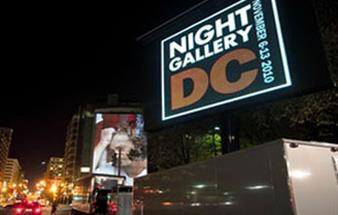 Barco shines bright at annual NightGallery/FotoWeek DC