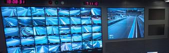 New-style race circuits choose Barco for race control and media room