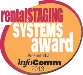 Rental & Staging Award Logo