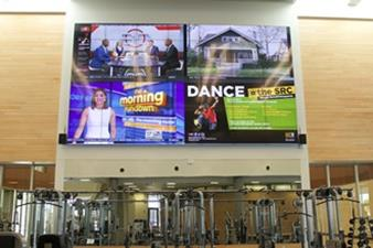 UC Riverside Video Wall