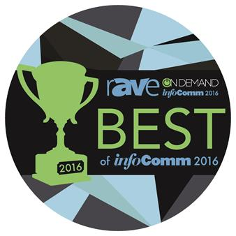Best of InfoComm rAVe_1