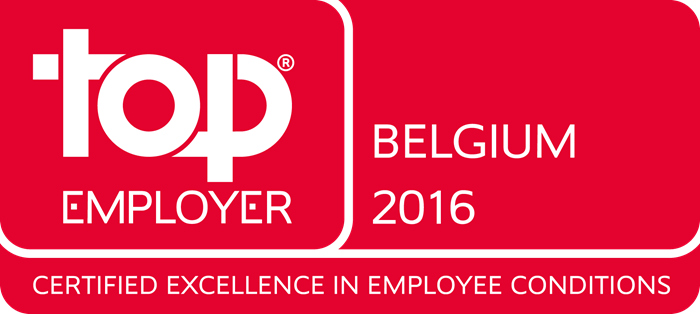 Barco is top employer 2016