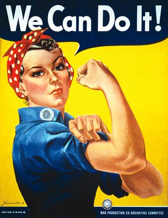 International Women's Day - We can do it!