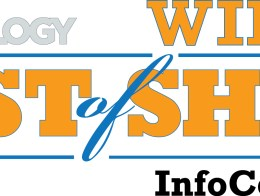 AV technology infocomm best of show award logo