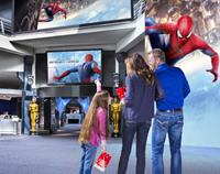 """Cinemark Theatres first to adopt """"One Network Alliance"""" Digital Lobby Experience"""
