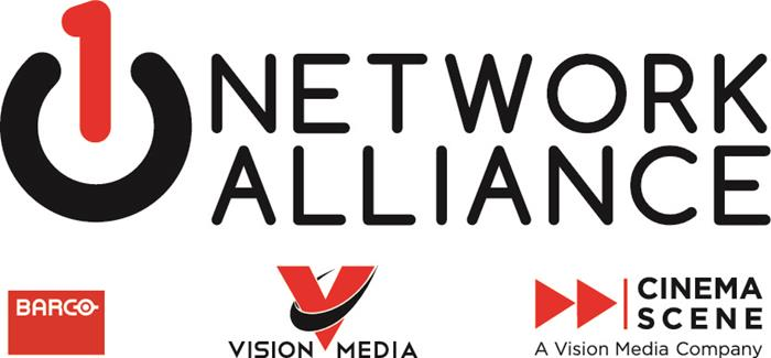 "Cinemark Theatres first to adopt ""One Network Alliance"" Digital"