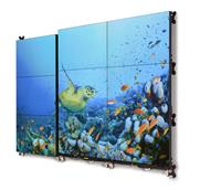 Barco shows UniSee LCD and RGB LASER Cube videowall at DistribuTECH in San Anton