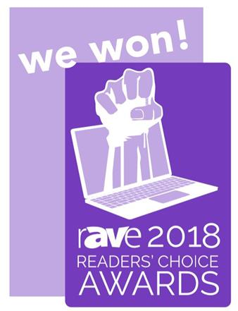 Barco has three wins in the rAVe 2018 Reader's Choice Awards