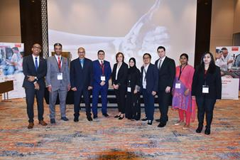 Artificial Intelligence and imaging draw crowds at the 8th SEHA