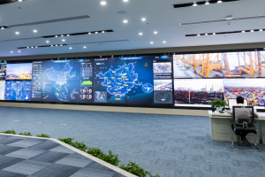 "Barco UniSee provides optimal situational awareness for smoother sea trade in Southern China, contributing to the ""Belt and Road"" initiative"
