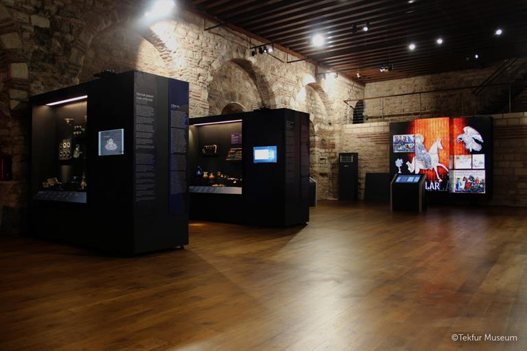 Technology brings a Byzantine palace to life in Istanbul