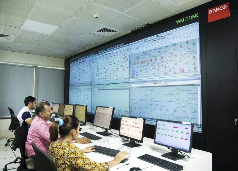 GAIL Noida drives efficiency with Barco solutions